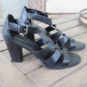 Lane Bryant Heels Size 12W Gladiator City Sandals